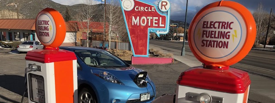 Salida-electric-charging-station